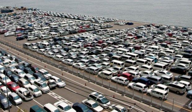 Кожне четверте авто на вторинному ринку - крадене