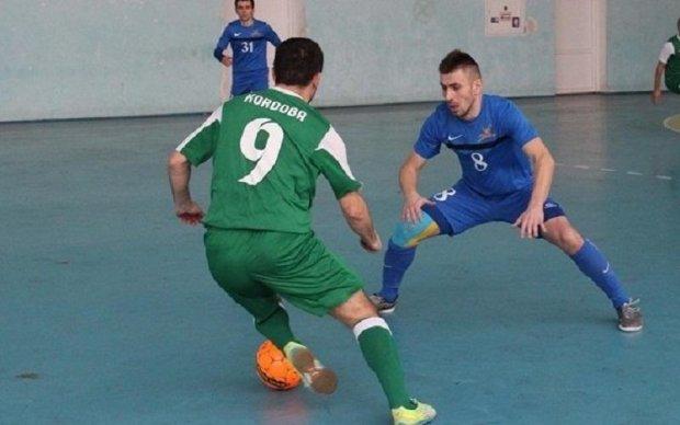 Енергія виграла у Продексіма в першому матчі фіналу плей-офф з футзалу