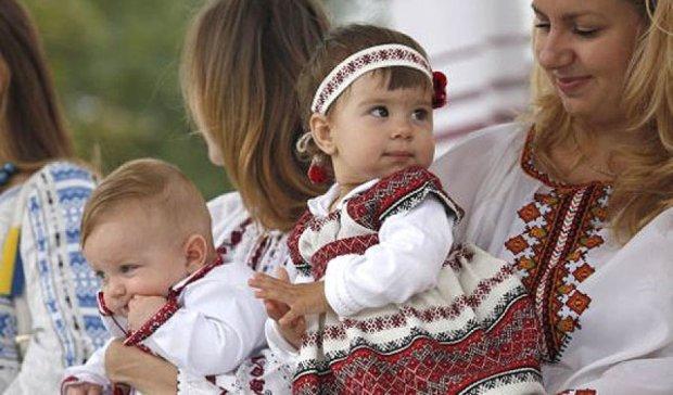 Сегодня в Киеве состоится Мегамарш в вышиванках