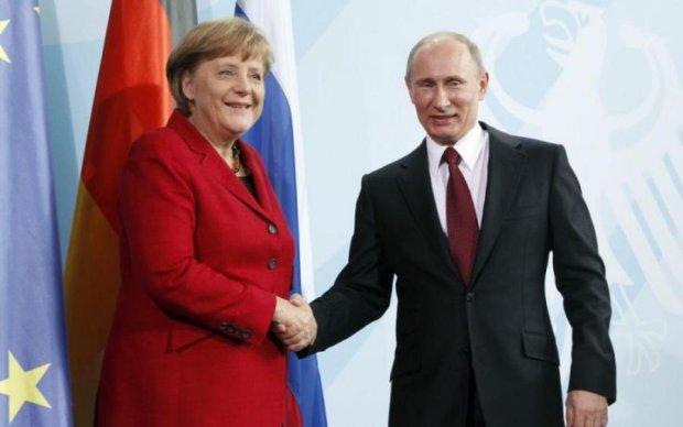 """Путин и Меркель провернули """"сделку века"""""""