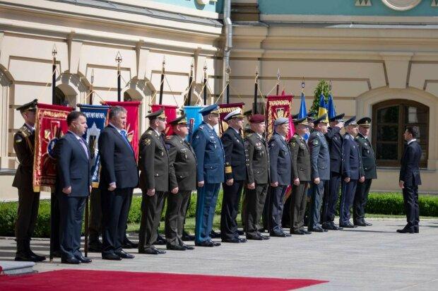 Генерали в ЗСУ: скільки діючих офіцерів служить в армії