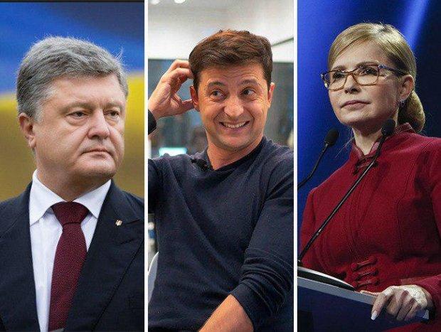 Порошенко, Зеленський чи Тимошенко: українцям розповіли про життя за трьома сценаріями