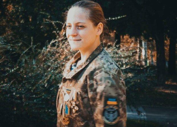 """Юлия """"Валькирия"""" Толопа, фото Фейсбук"""
