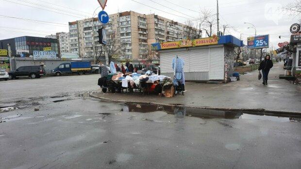 """У Кличука решили, что делать с """"оккупантами"""" тротуаров: """"Отправим на рынки"""""""