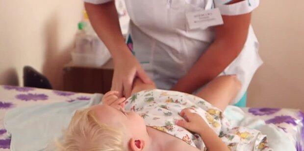 Санаторій для дітей, скріншот: Youtube