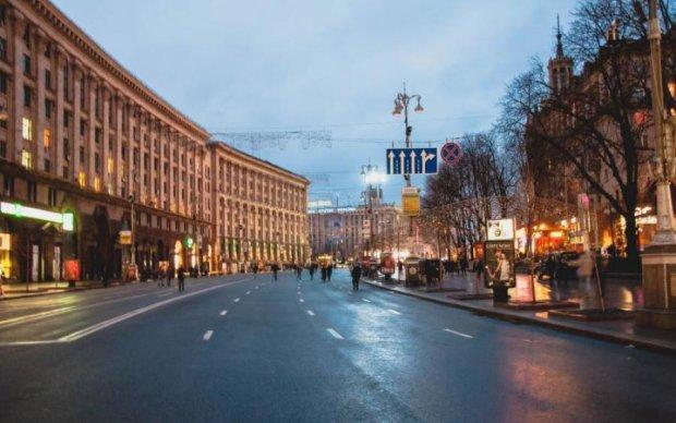 Головну вулицю столиці струсонув потужний вибух, кияни в паніці