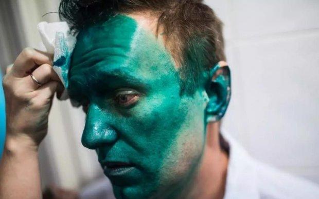 Навальный рассказал о состоянии ослепленного глаза