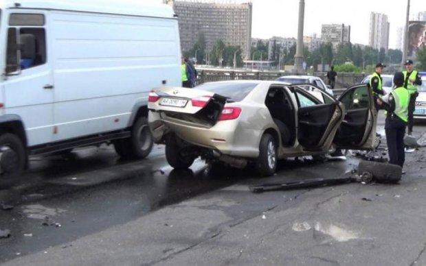 Оторвало ногу: Киев потрясло жуткое ДТП