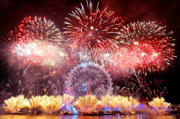 Как встречали Новый год в разных странах мира: фото из Instagram