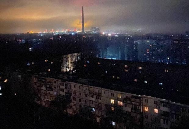 На найбільшій українській ТЕС аварія
