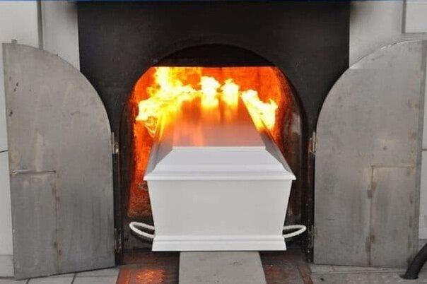крематорій , скрін з відео