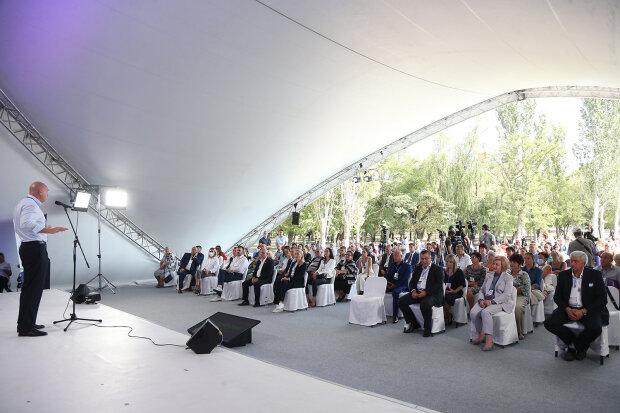 "Игорь Палица \ фото пресс-служба партии ""За майбутнє"""