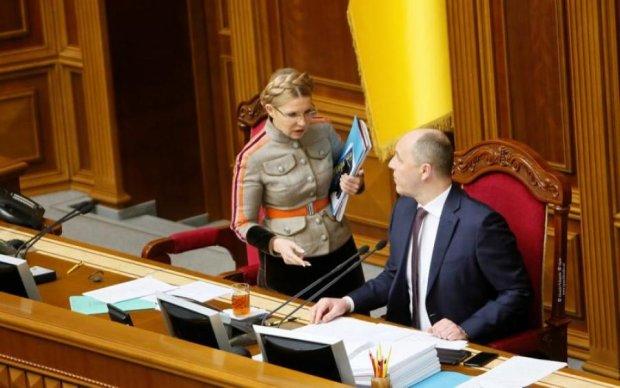 Тимошенко пыталась прорваться к Путину и Трампу: документ