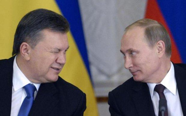 """Статус """"все сложно"""": Янукович пожаловался на угаснувшие отношения с Путиным"""