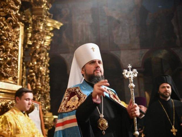 """Епифаний обратился к украинцам по случаю Пасхи: """"Молим Господа об этом"""""""