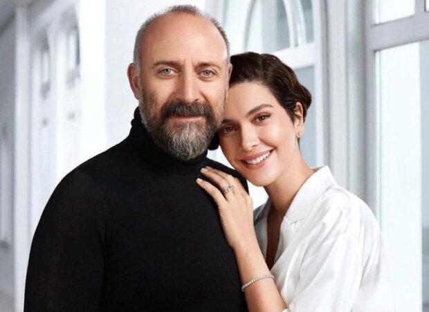 Халит Эргенч и Бергюзар Корель