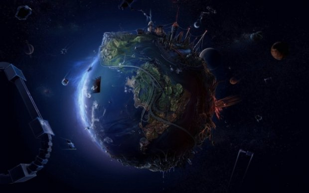Вчені підрахували сміття навколо Землі