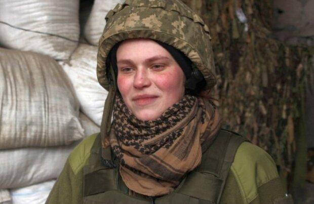 Парамедик на Донбасі, фото: ООС