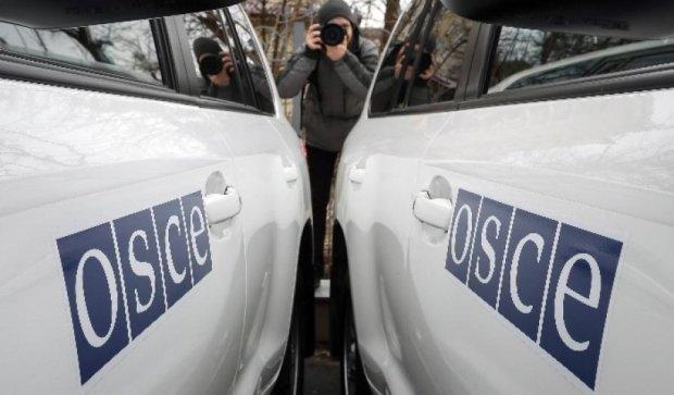 ОБСЕ сможет наблюдать за пунктами въезда на  Донбасс и Крым