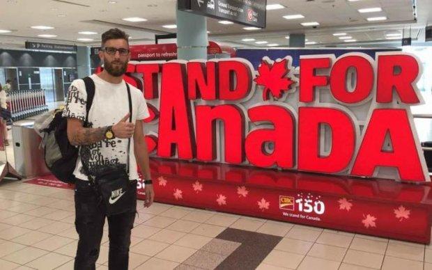 Український голкіпер працевлаштувався у Канаді