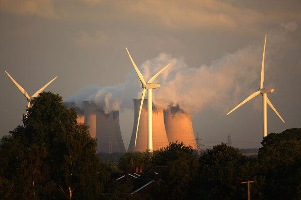 Енергетика, вітрова енергія // Getty Images