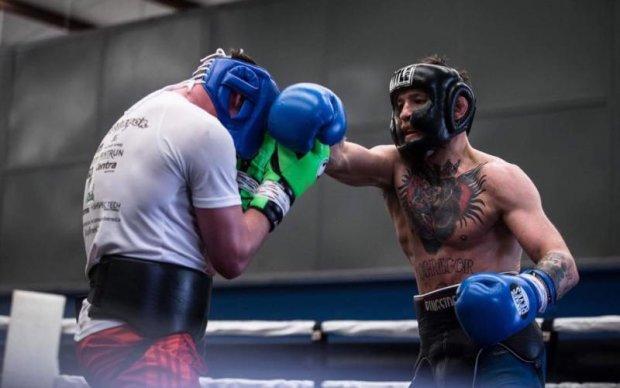 Макгрегор тренируется с очень громкими именами из мира бокса