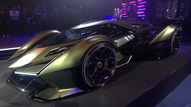 Lamborghini, nerdist