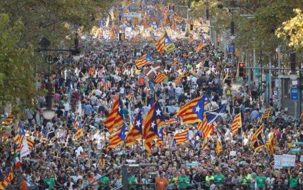 Мадрид обезголовить Каталонію