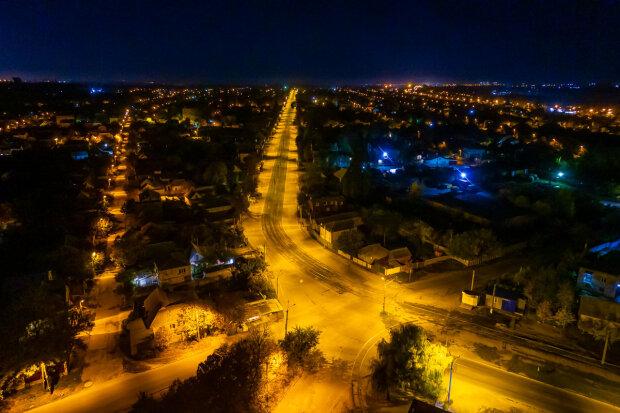 Казкове місто: дніпрянам показали, як виглядає проспект Металургів вночі