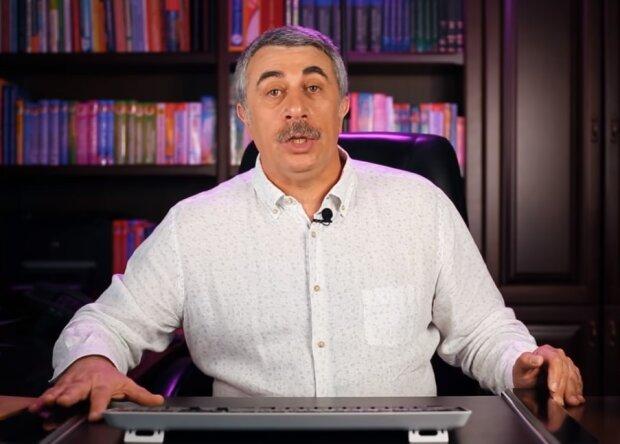 Євген Комаровський, фото YouTube