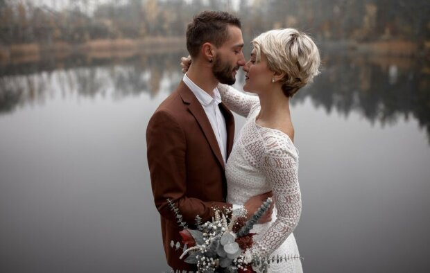 Віра Кекелія з чоловіком, фото: Viva