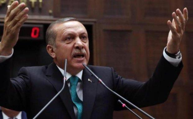 Эрдоган обвинил Германию в нацизме
