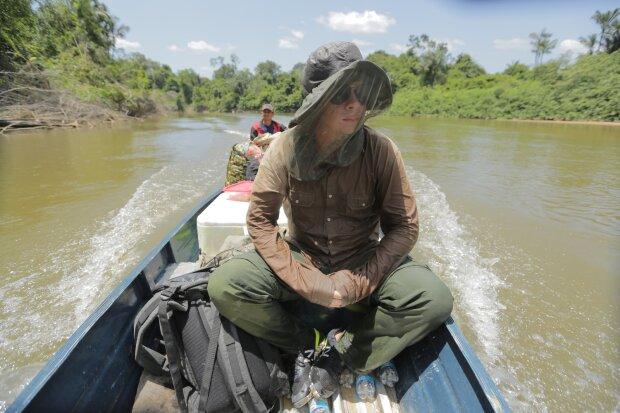 """Амазонка не прощает ошибок: Комаров из """"Мира наизнанку"""" отправился туда, где не ступала нога человека"""