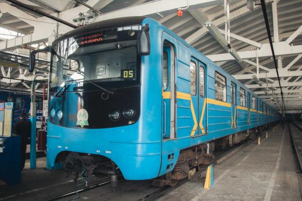 Кличко наобіцяв киянам нові вагони метро: а що там з Виноградарем, пане мер