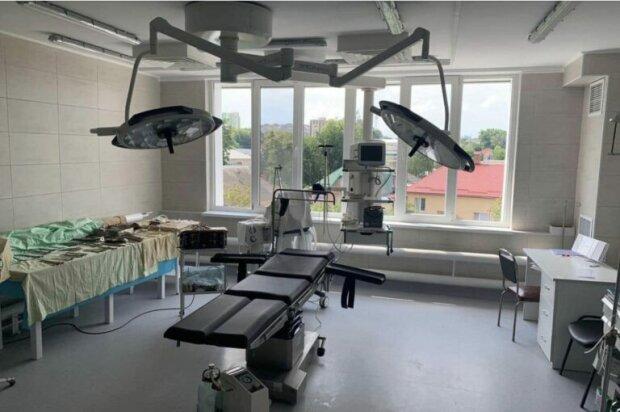 В Хмельницком окрыли операционную за 11 миллионов, у рака и больного аппендицита нет шансов