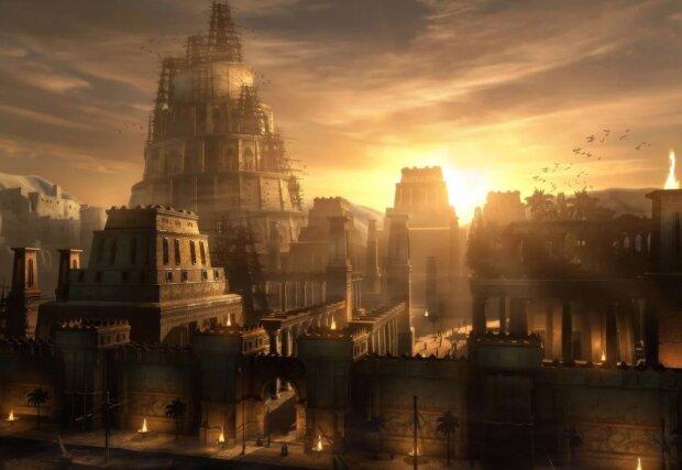 Древний Вавилон, фото avatars.mds