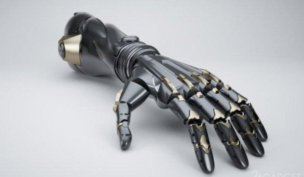 Компанія створює протез в стилі комп'ютерної гри