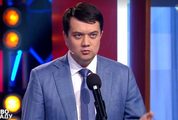"""Дмитрий Разумков в эфире """"Право на власть"""""""