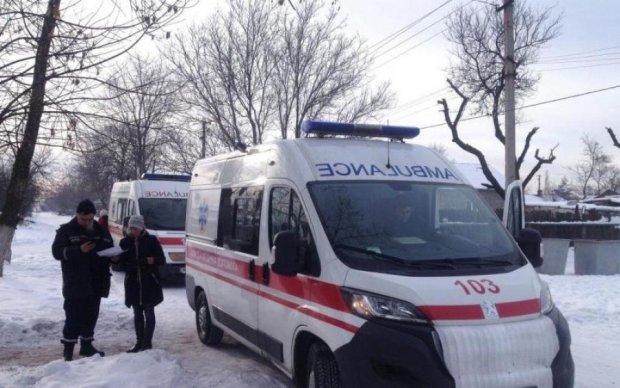 """Такси-неотложка: пьяный водитель """"скорой"""" спровоцировал крупное ДТП"""