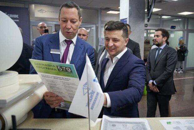 Шевченко и Зеленский, фото с Facebook