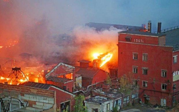 Як за Наполеона: нова пожежа сколихнула Москву
