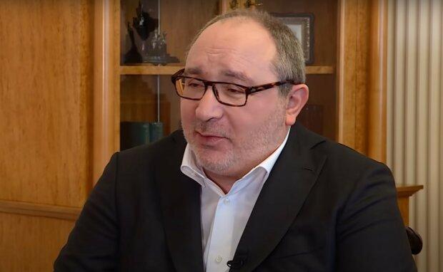 Кернес, скріншот з відео