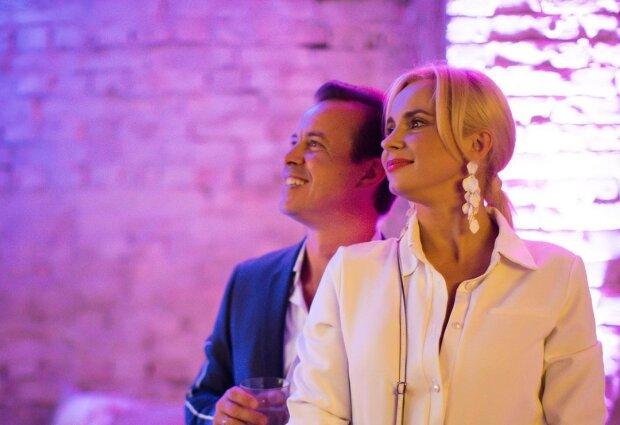 Лілія Ребрик з чоловіком, фото з Instagram