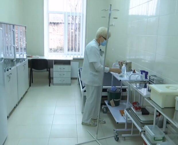 Коронавирус в Украине, фото YouTube