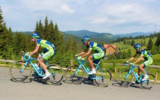 На чемпіонаті України з велоспорту визначилася найсильніша команда