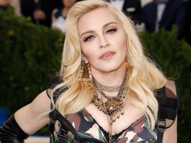 Одичалые ягодицы Мадонны устроили пикантное землетрясение: фанаты растеряны