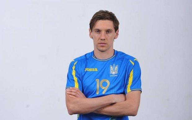 Україна втратила ключового футболіста перед матчем з Фінляндією