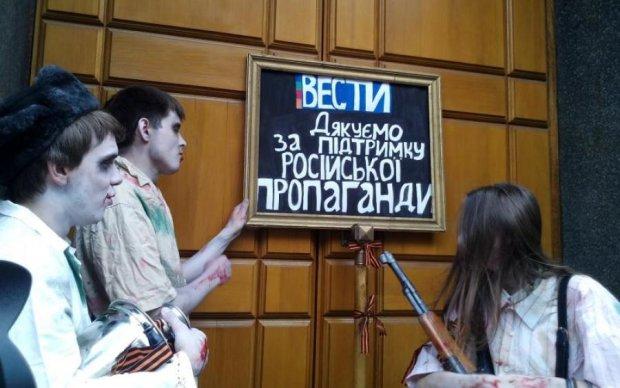 """Экскурс в прошлое: как """"Вести"""" восхваляли """"русский мир"""""""