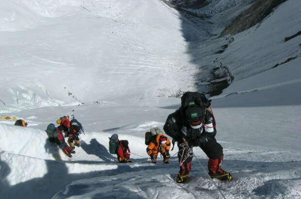 Еверест - найвища точка Землі