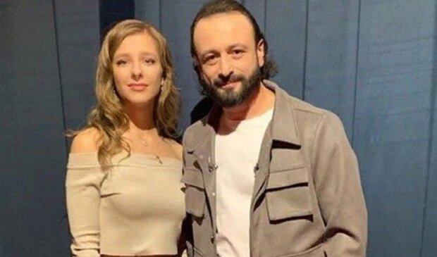 Илья Авербух и Лиза Арзамасова. Фото: Вокруг ТВ